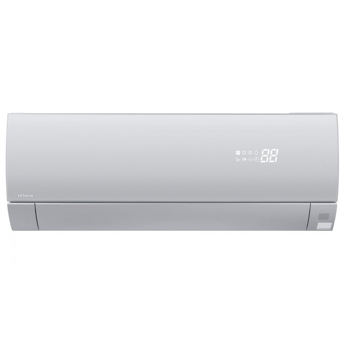 Хиперинверторен климатик Hitachi RAK25PSE-S/RAC25WSE SILVER SHIROKUMA, 9000 BTU, Клас A+++