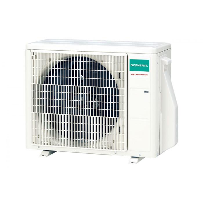 Инверторен климатик Fujitsu General ASHG12KMCC/AOHG12KMCC, 12000 BTU, Клас A++
