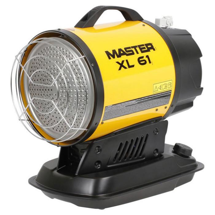 Инфрачервен дизелов отоплител Master XL 61, 17 kW